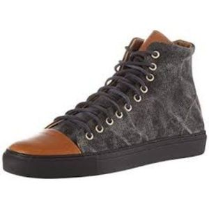 Kenneth Cole Good Sport High Too Sneakers 10